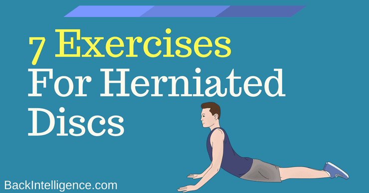 7 Herniated Disc Exercises For Lower Back Also Bulging Discs