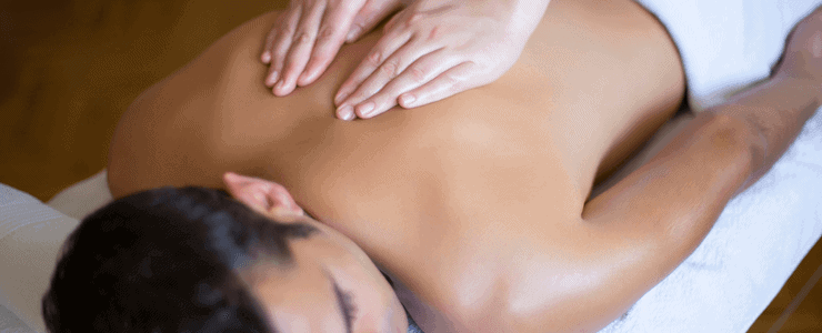 massage for low back