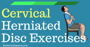 Cervical Herniated Disc Exercises