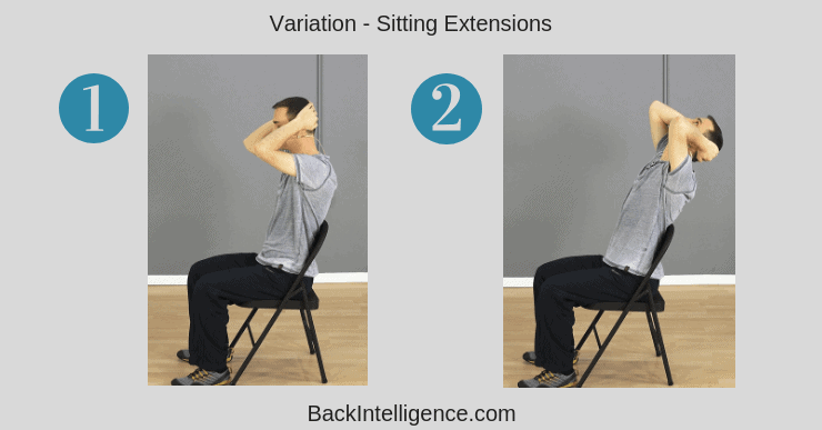 Sitting Extension