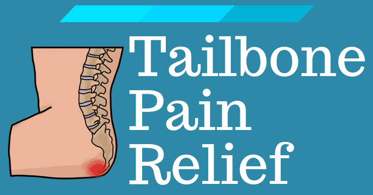 Tailbone pain exercises