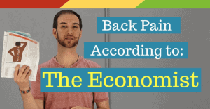 5 Takeaways from the Economist Briefing on Chronic Back Pain