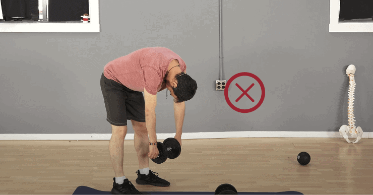 Jefferson Curl - 3 Exercises That Are Bad for Your Back