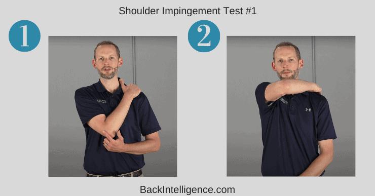 Shoulder Impingement Test #1