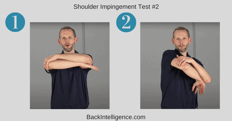 Shoulder Impingement Test #2