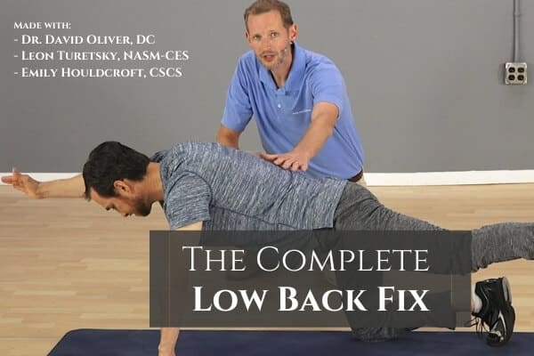 Complete Low Back Fix